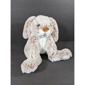 Melissa & Doug Burrow Bunny Rabbit White Brown